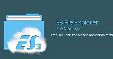 ES File Explorer Ancam Data Pengguna Android