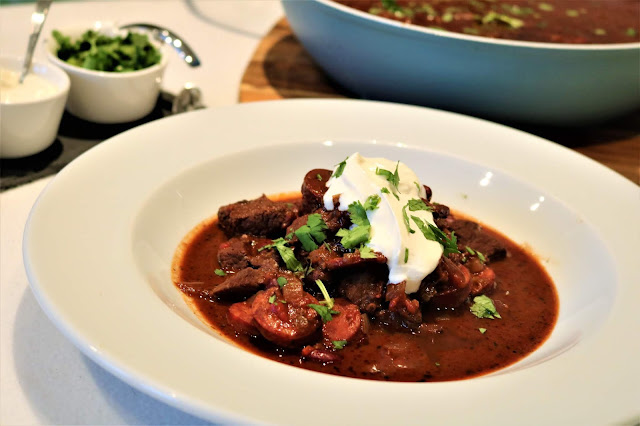 The Ultimate Chilli Con Carne with Steak & Chorizo