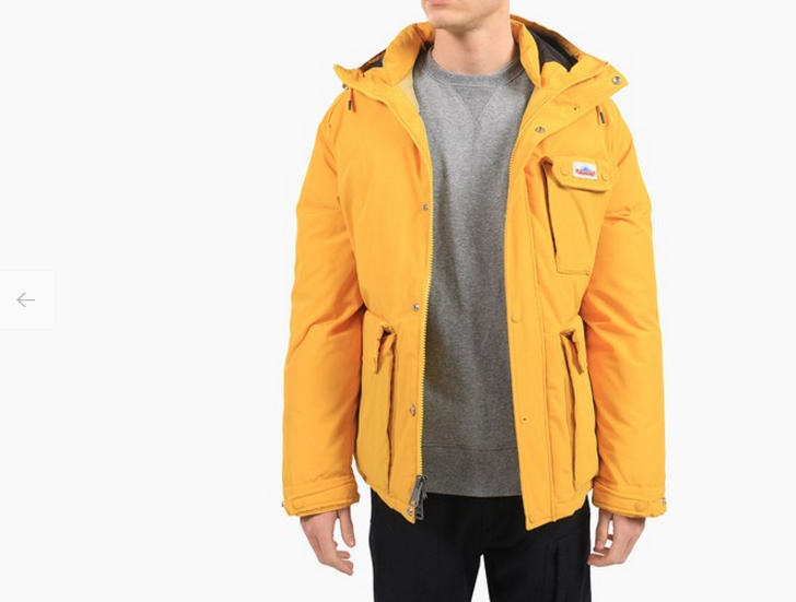 GQ magazine: 2017: 10 winter jackets for men of the most