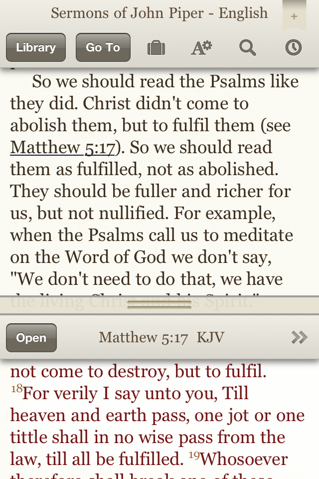 Glo Bible App For Iphone