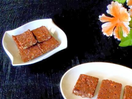 Simple Brownie Eggless Cake Recipe