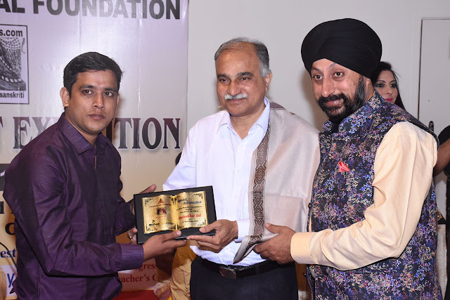 8. Principal Kiran Mangaonkar of Khalsa College