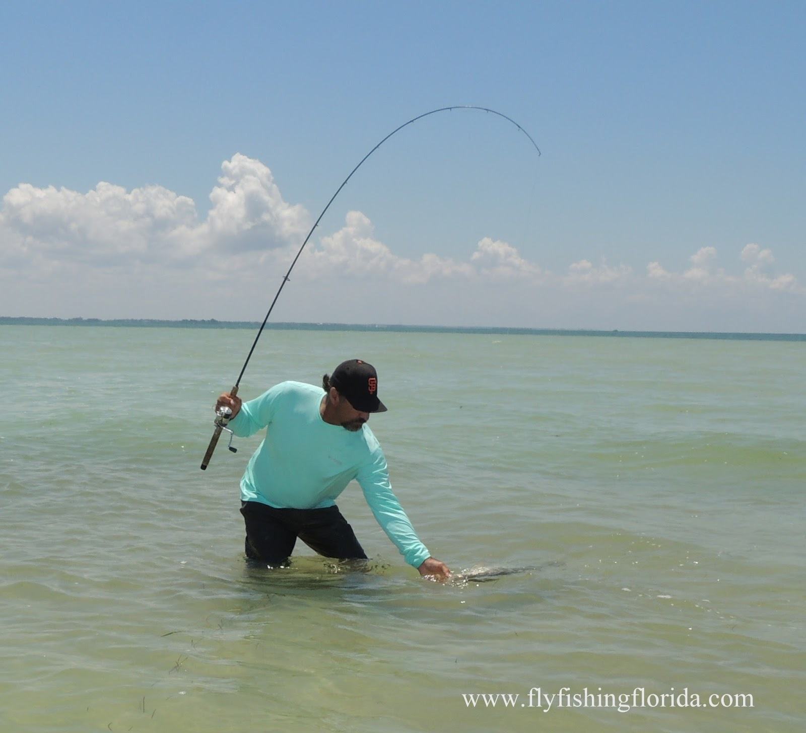 Reel florida adventures for Fishing clearwater fl