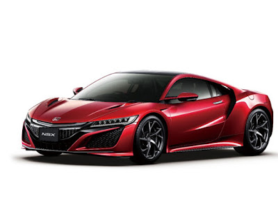 all new honda nsx 2017