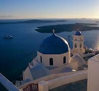 Crucero por las Islas Griegas en Santorini