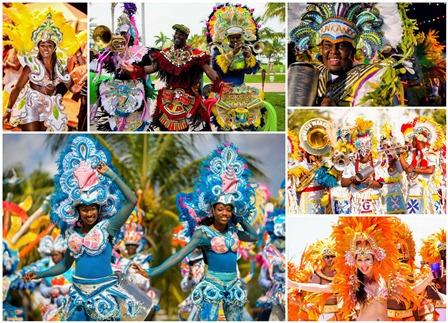 Junkanoo Festival, el evento más colorido de Las Bahamas para terminar el año con alegría