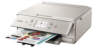 Printer Canon PIXMA TS6052 Driver Download