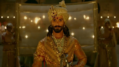 Shahid Kapoor HD Picture Of Padmavati 2017