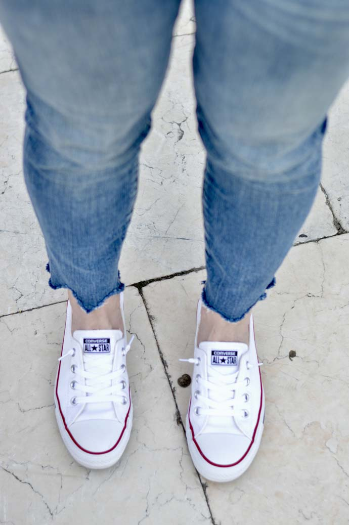 slip on converse sneakers