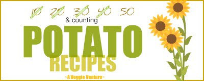 Tired of the same-old same-old potatoes? Find new inspiration in this collection of seasonal Potato Recipes @ AVeggieVenture.com ranging from the simple for every day and the special for occasions.