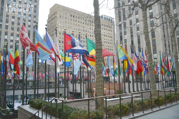 visita imprescindible Rockefeller Center