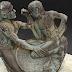 "Escultura de Calmon Barreto, ""O Garimpeiro"" em 3D"