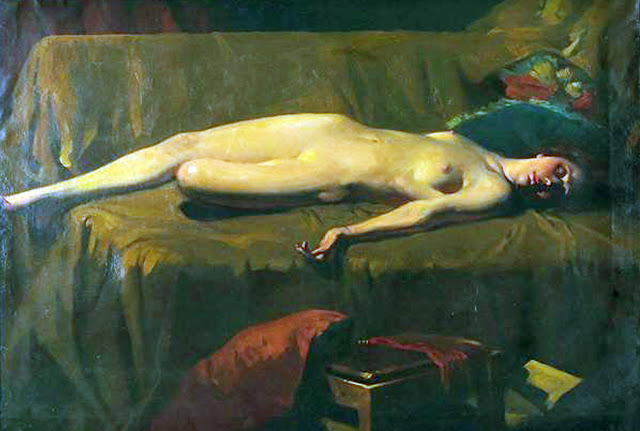 Harold Mott-Smith, Artistic nude, The naked in the art, Il nude in arte, Fine art