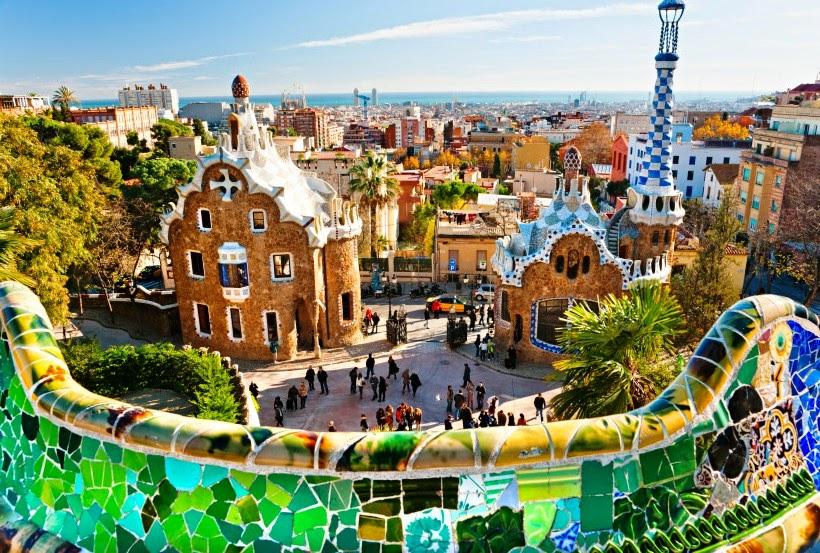 Parque Guell Barcelona O que fazer