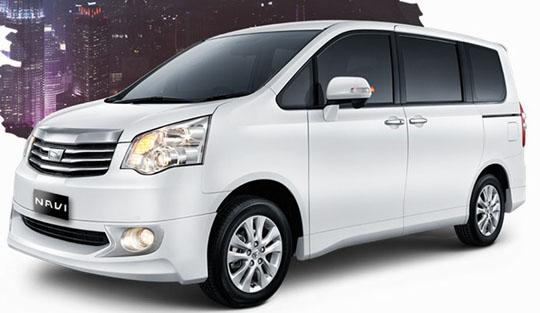 Spesifikasi Toyota Nav1 Tahun 2017