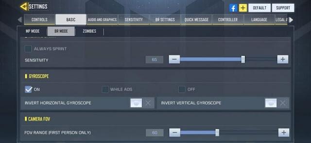 COD Mobile: Jiroskop kullanıcıları için en iyi BR modu hassasiyet ayarları!
