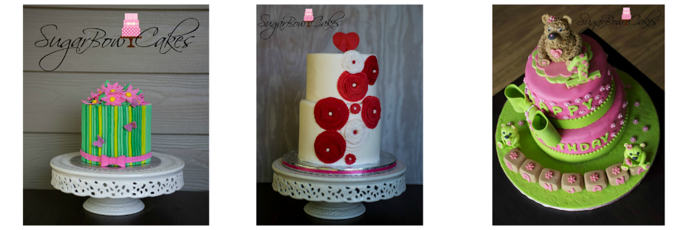 SugarBow Cakes Is A Home Based Bakery In Austin Texas That Specializes Creating Custom For All Your Occasions My Are Absolutely