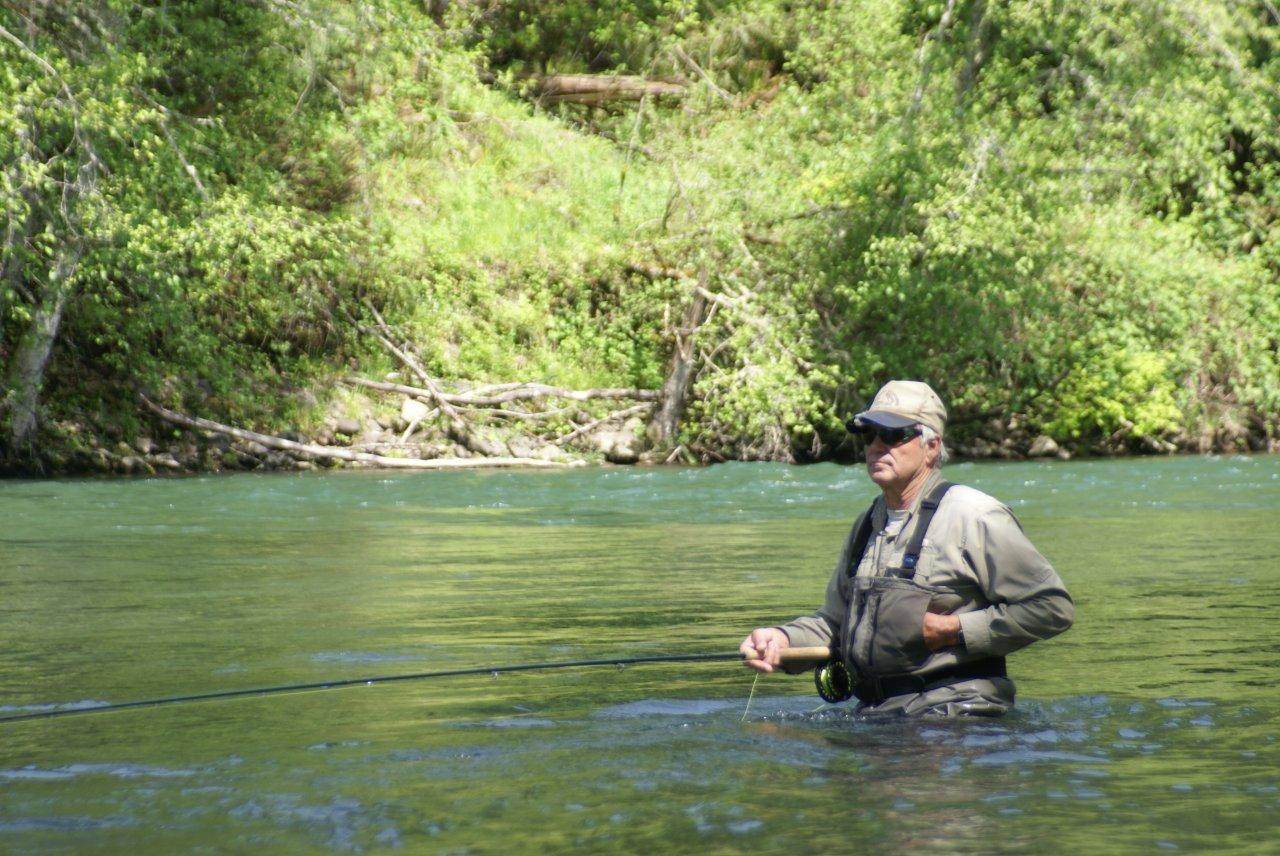 Clackamas River Steelhead – Guide's Life – Water Time Outfitters