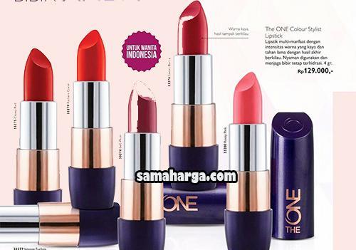 Harga Lipstik Oriflame