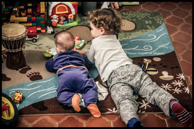 jeux entre frères