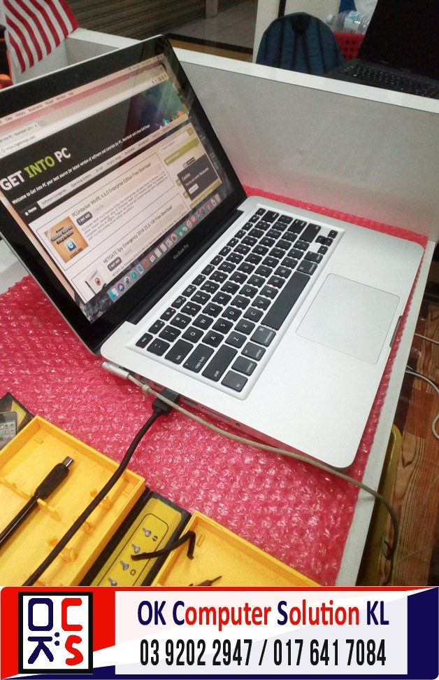 [SOLVED] CANNOT LOAD OSX MACBOOK PRO A1278 | REPAIR MACBOOK CHERAS 2