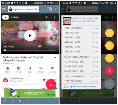 5 Cara Download Video di Youtube Via Android