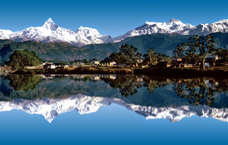 Pokhara, Nepal - Wings Journal - Julia Jackson