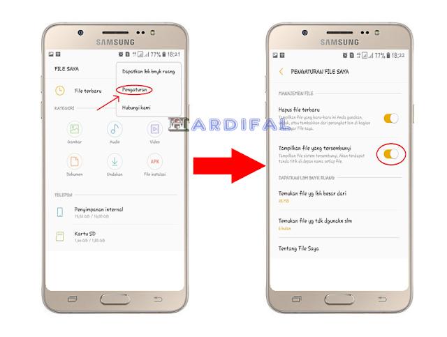 Update Terbaru !! Cara Mengambil Video dari Status Whatsapp Teman Tanpa Aplikasi Tambahan