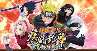 Naruto Shinobi Collection Shippuranbu