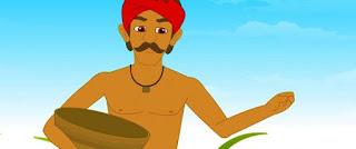 قصة المزارع والثعبان - قصص اطفال قصيرة