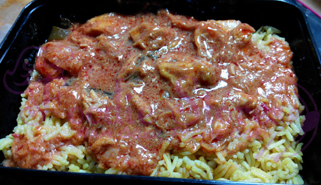 Faasos Jumbo Chicken Tikka Rice Feast