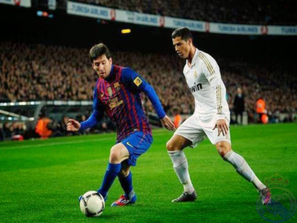 FIFA World Cup 2014 Football Wallpapers: Lionel Messi Vs ...