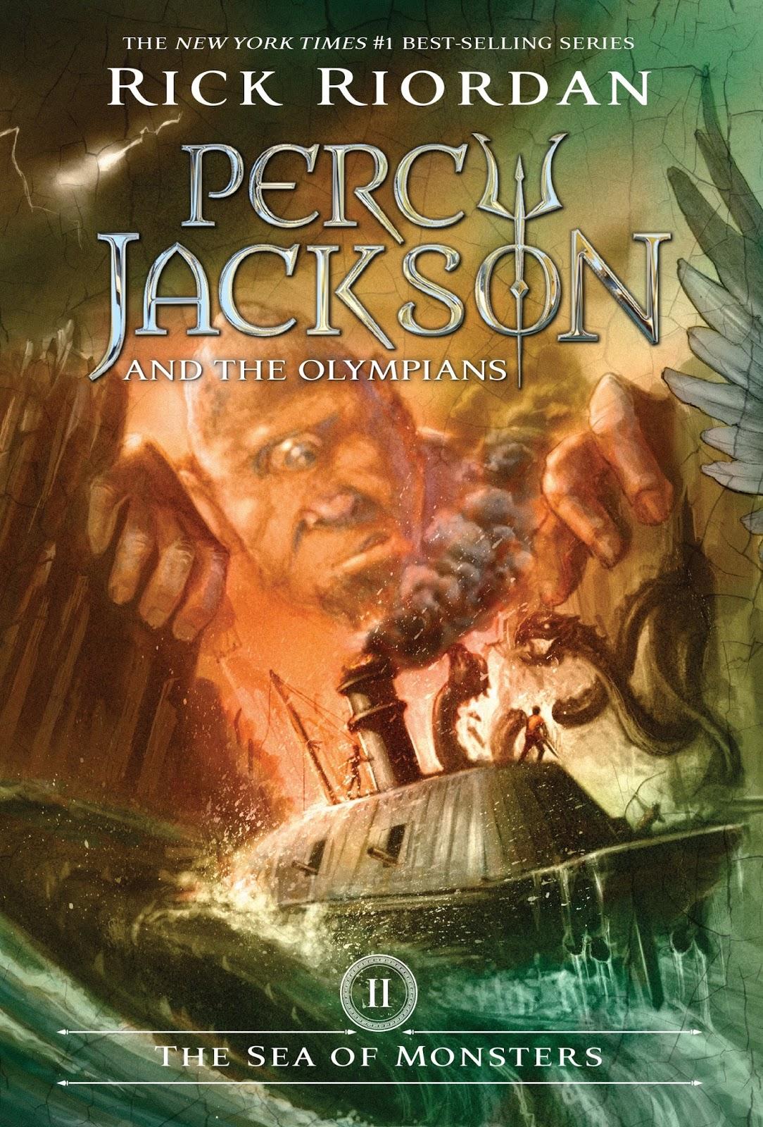 Full series jackson pdf percy