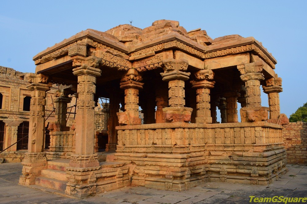 Padhavali Temple