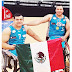 Los Mexicanos Martín Arredondo y Luis Cristen campeones en Europa