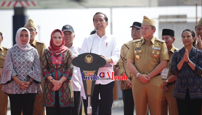 Jokowi Targetkan 2024 Jalan Tol Lampung-Aceh Terbangun