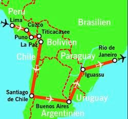 peru haritası