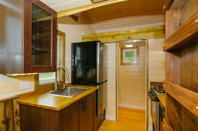 The Hardy from Wishbone Tiny Homes