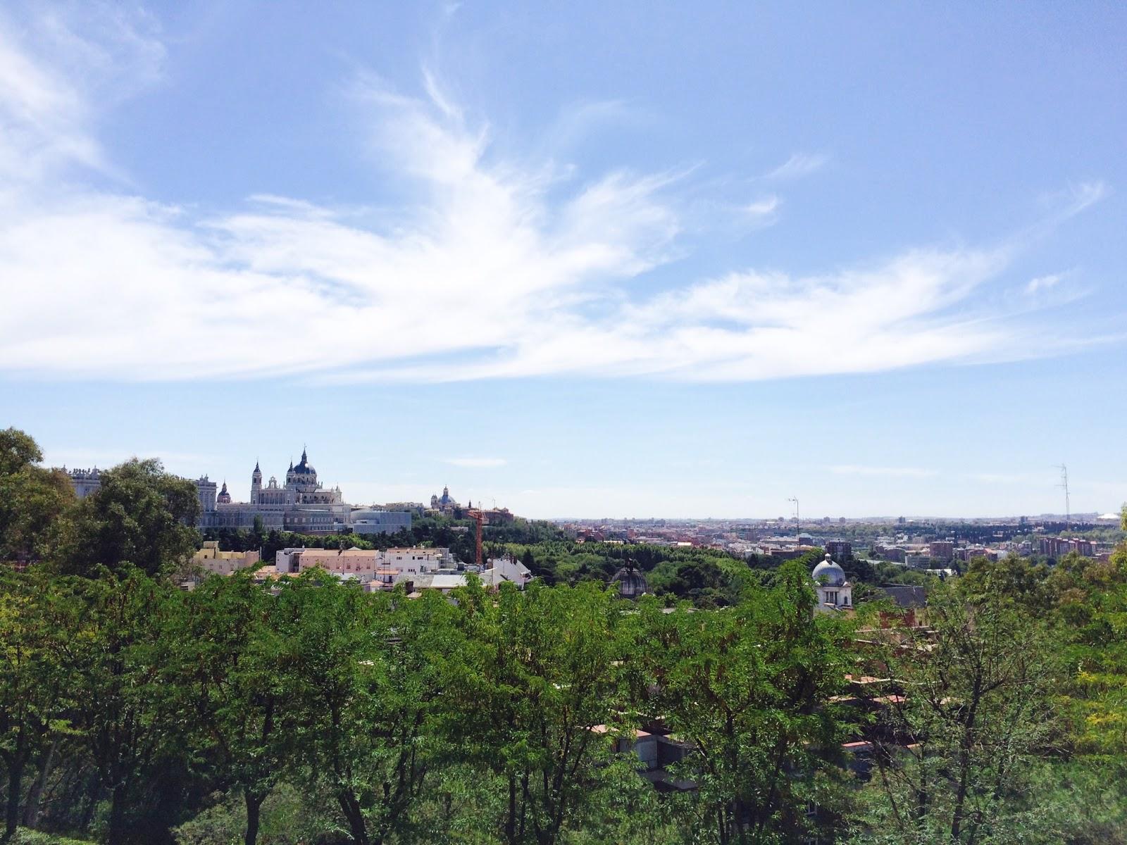 Templo de Debod Madrid - Hotspot