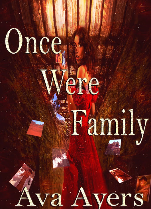 Ava Ayers Once Were Family: A Suspense Novel In Release