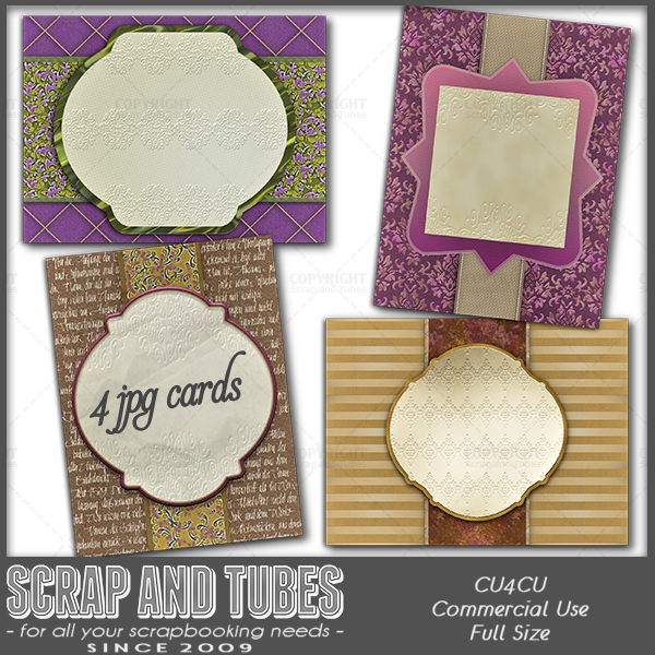 4 Pintable Cards (CU4CU) 4%2BCards_PV_Scrap%2Band%2BTubes