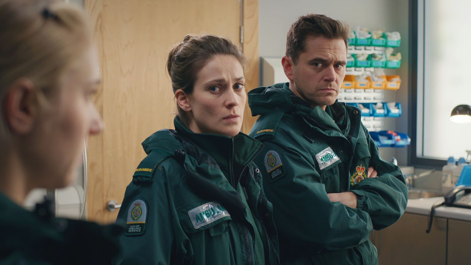 Casualty: Series 32, Episode 41
