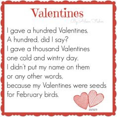 Valentines Day Poems For Valentines Poems For Him Her Husband Mom