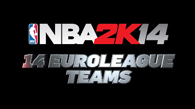 NBA 2K14 Official Trailer: Turkish Airlines Euroleague Teams