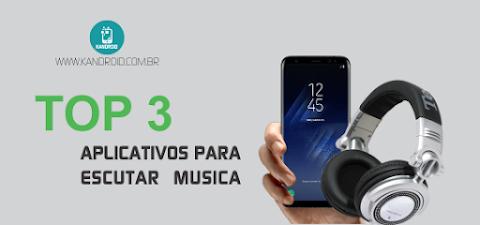 Melhores reprodutores de musica para android ?! - Top 3
