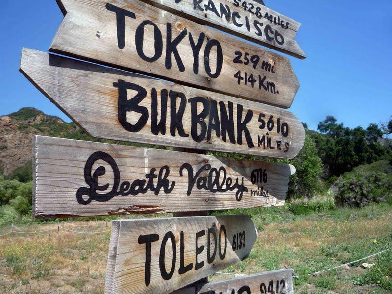 Ciao Newport Beach Field Trip Malibu Creek State Park