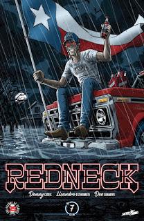Redneck #7 - Houston Charity Variant
