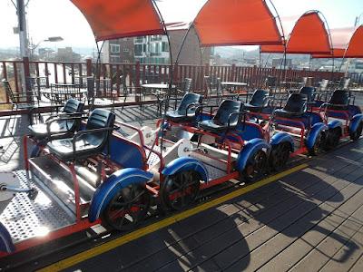 加平鐵路自行車