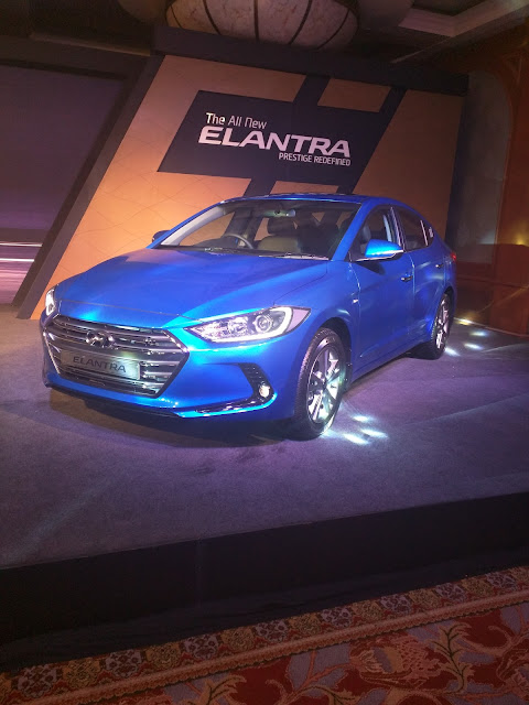 Hyundai Launches All New Elantra In Mumbai