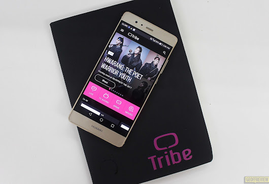 #FindYourTribePH: Watch Korean Shows and Anime on Tribe